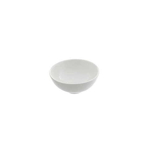 Whittier Serving Dish, Porcelain, Round, Solid Color, Dishwa