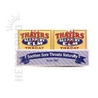 THAYERS SLIPPERY ELM LOZ,ORGNL, 42 CT