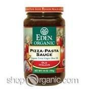 Organic Pizza-Pasta Sauce 14 Ounces (Case of 12)