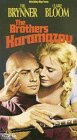 The Brothers Karamazov (1958) [VHS]