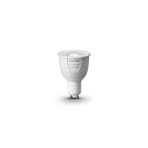 Philips 456681 Hue White and Color Ambiance GU10 Light Bulb, 2nd Generation, Works with Amazon Alexa (Gu10 Hue Starter Pack)