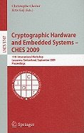 Cryptographic Hardware & Embedded Systems (09) by Clavier, Christophe [Paperback (2009)] ebook