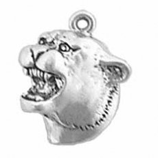Cougar Head Charm (Cougar or Panther Head Charm [Jewelry])