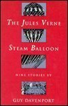 book cover of The Jules Verne Steam Balloon