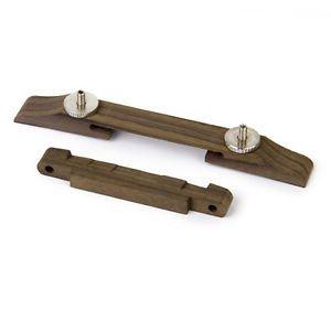 Floating Bridge Rosewood Saddle for Luthier Builder Archtop