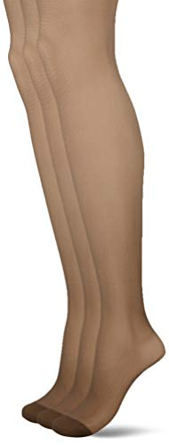 Pretty Polly 15D Soft Shine Tights Dames Panty (3-Pack)