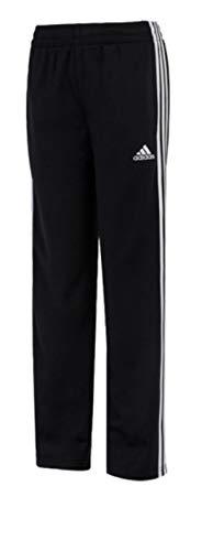 adidas Boys' Tech Fleece Pant (Medium/10-12, Black/White) ()