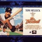 Mr. Baseball Laser Disc