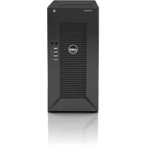 Dell Poweredge Mini-tower Server - 1 X Intel Pentium G3220 3 Ghz - 1 Processor Support - 4 Gb Standard - 500 Gb Hdd - Serial Ata Controller - Gigabit Ethernet - 290 W