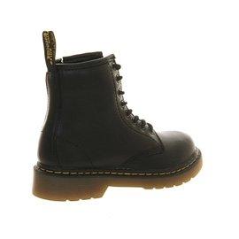 Dr. Martens Lace Boots Inside Zip Delaney Jnr Black - 2 UK 8bKUup4P2G