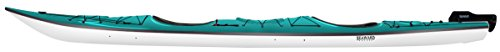 Kayaks Composite Sea - Seaward Kayaks Passat G3 Kevlar Kayak, Aqua, Tandem Plus