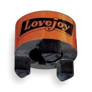 "Lovejoy L070 7/16"" Sintered Iron Jaw Coupling Hub"