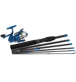 Shakespeare Travel Mate Pack Rod Kit
