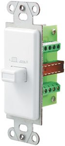OEM Systems IW-101 Pro-Wire Source/Speaker Switch, White ()
