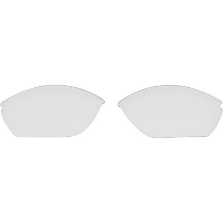 Native Eyewear Hardtop Sunglasses Replacement Lens Clear, One Size by Native Eyewear