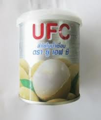 UFC Longan in syrup 234 g (8.25.oz) by UFC ()