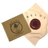 Melos Dark Viola Rosin Nova Strings Mel-3080