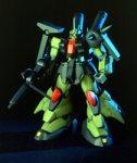 Bandai Hobby #3 AMX-011S ZAKU-III CUSTOM, Bandai HGUC Action Figure
