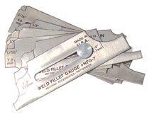 Gauge Anchor - SEPTLS100NFG7 - Anchor brand Weld Fillet Gauges - NFG-7