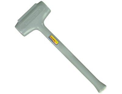 Polyurethan Kopf Schlitten Hammer-5-1/2lb. Rückschlagfreier Vorschlaghammer Polyurethan -