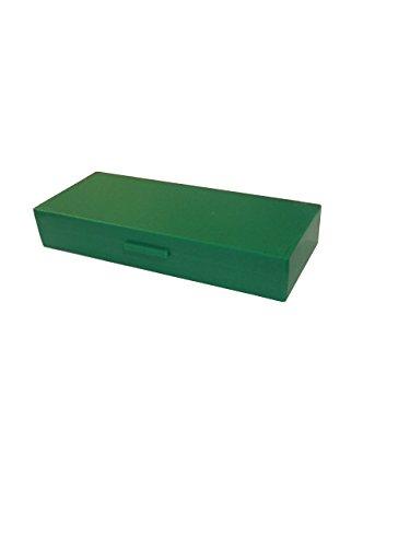 Premiere 50 Capacity Slide Storage Box, Green. 97-0057