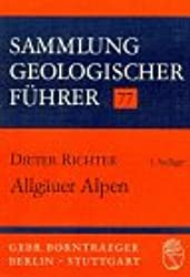 Allgäuer Alpen (Sammlung geologischer Führer)