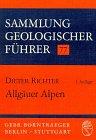 Sammlung geologischer Führer, Bd.77, Allgäuer Alpen