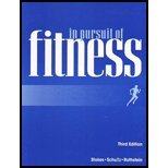 In Pursuit of Fitness, Stokes, Schultz, Rothstein, 0887253423