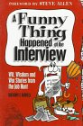 A Funny Thing Happened at the Interview, Gregory F. Farrell, 1887010009