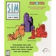 Sim Classics 3-in-1 Pack (SimFarm / SimAnt / SimCity)