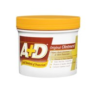 A & D Diaper Rash Ointment And Skin Protectant, Original 16 oz by A & D by A&D