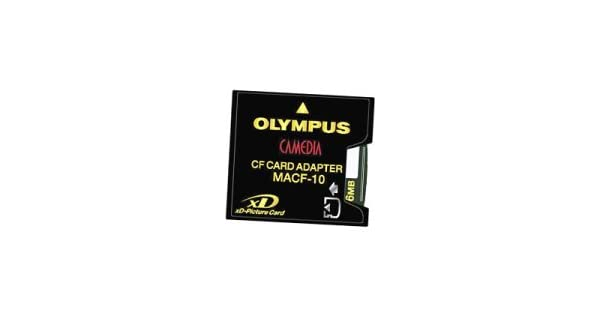 Amazon.com: Olympus xD Compact Flash Adaptador (ma-cf10 ...