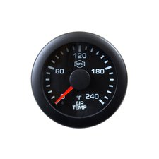Air Temperature Gauge EV2 0-240F ISSPRO R17222 1 MIN by Del City