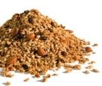 Golden Temple Natural Vanilla Macaroon Granola , 25 pound -- 1 each