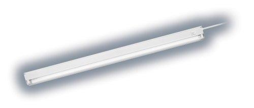 Westek FA435HB 34.5-Inch Plug-In 21-Watt Fluorescent Slim Under Cabinet Light, White