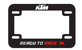NEW KTM MOTORCYCLE LICENSE PLATE HOLDER UPW1871000