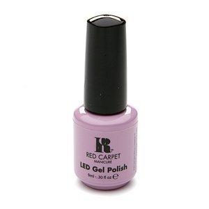 New Red Carpet Manicure Violetta Soak Off LED Cured Gel Nail