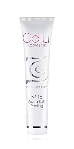 Calu N°1b Aqua Soft Peeling 40ml - Gesichtspeeling für ein zartes, strahlendes Hautgefühl strahlendes Hautgefühl