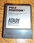 Atari 400 800 POLE POSITION