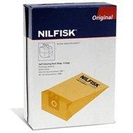 Nilfisk Advance Disposable Paper Bag (qty: 5) (82222900)