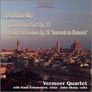 "Price comparison product image Tchaikovsky: String Quartet No. 2 in F,  Op. 22 / String Sextet in D Minor,  Op. 70 ""Souvenir de Florence"""