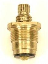 Hot Stem and Bonnet, Brass (Gerber Stem)