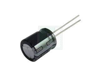 s PANASONIC INDUSTRIAL DEVICES ECA-1CHG222 ECA-NHG Series 16 V 2200 uF /Ø 12.5 x 20 mm LS=5 mm 105 /°C Radial Electrolytic 50 item