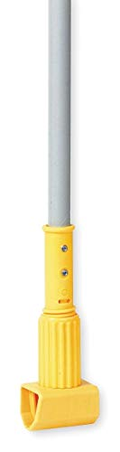 Tough Guy 54'' Aluminum, Side Gate Mop Handle - 1TYZ1, (Pack of 2) by Tough Guy (Image #1)