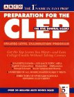 Preparing for the CLEP, Lieberman, Leo, 0028600290