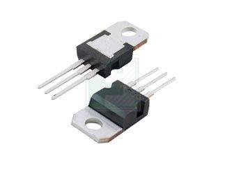 ST MICROELECTRONICS L7808CV L7808 Series 1.5 A 8 V Fixed Flange Mount Positive Voltage Regulator -TO-220 - 50 item(s) - Fixed Voltage Regulator