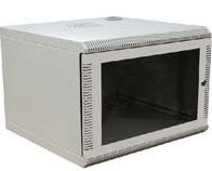 100 Series 19'' Compact Wall Mount Enclosure Color: Ivory, Rack Spaces: 7RU by Quest Manufacturing