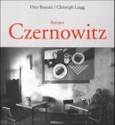 Front cover for the book Apropos Czernowitz by Otto Brusatti