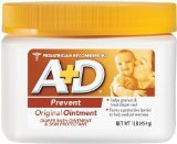 A + D Original Ointment, Diaper Rash and All-Purpose Skincare Formula, Net wt. 1 lb , 2 Count
