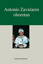 Descargar Libro Antonio Zavalaren Ohoretan Herri Literaturaz Gogoeta Aa.vv.
